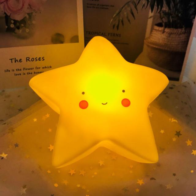 светильник звездочка