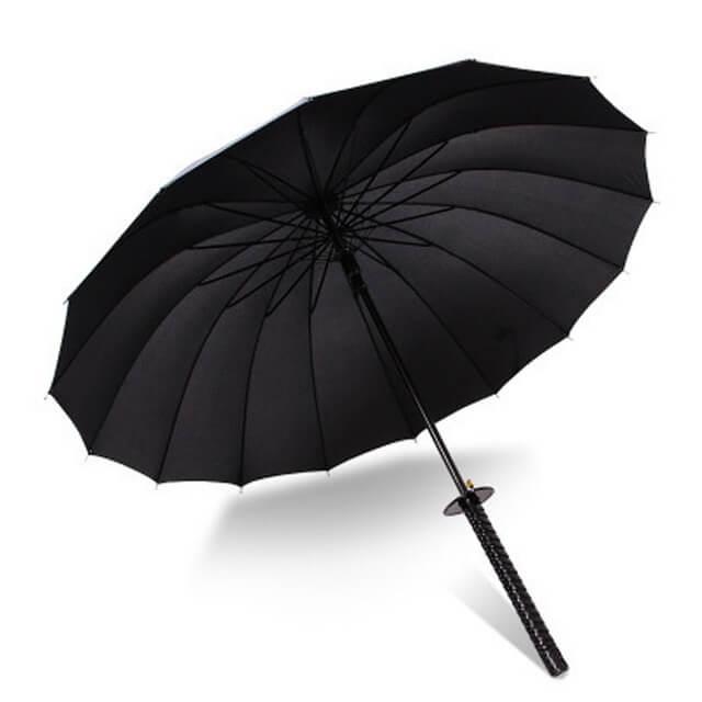 зонт катана (меч самурая)