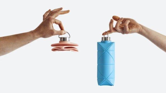 складная бутылка для воды